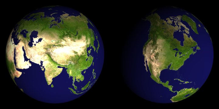 What If All The Ice Melts Myths And Realities - Map reveals what the earth would look like if all the polar ice melted 2
