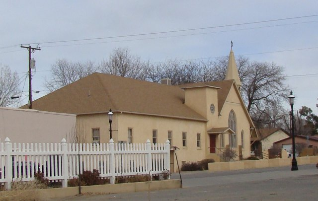Churches New Mexico Northwestern