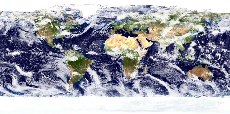 Planetary maps