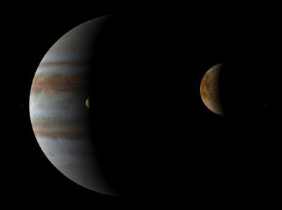 ESA e NASA insieme prima su Giove e poi su Titano 1